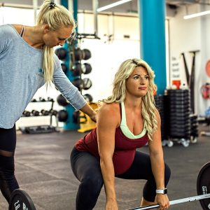 Pregnancy Pre Natal Post Natal Training Working Out Personal Trainer Dubai