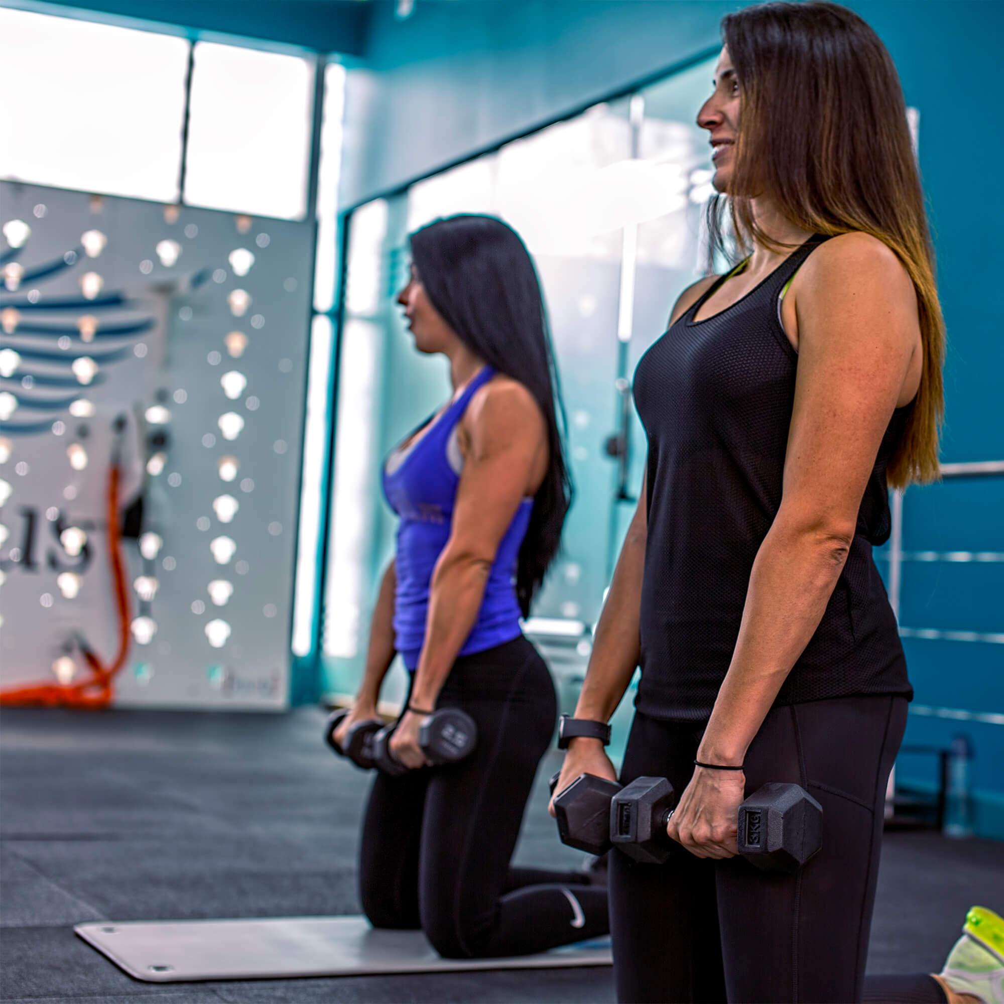 Motivation for Group Exercise for Women in Dubai
