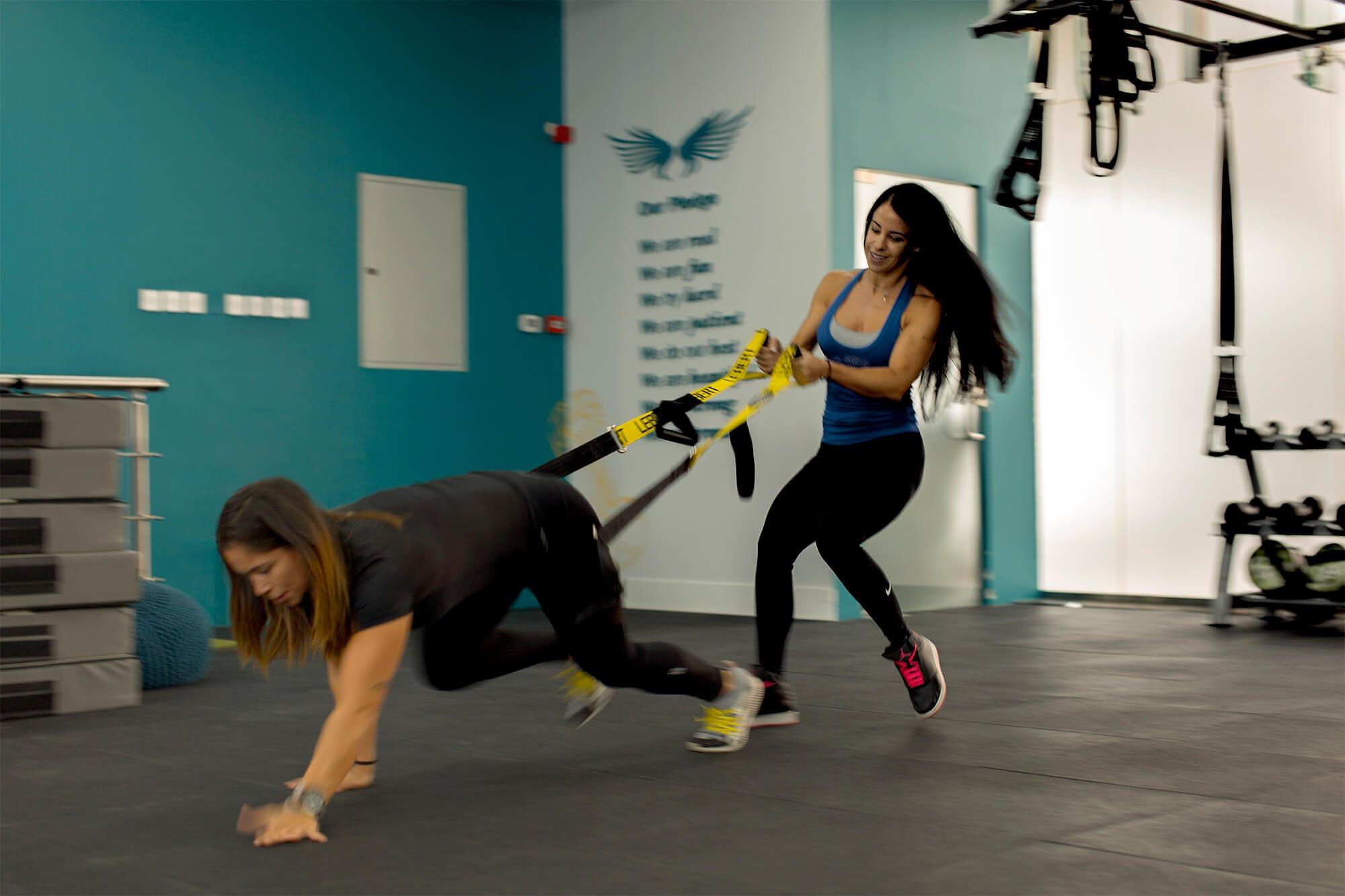 Group Exercises in Dubai