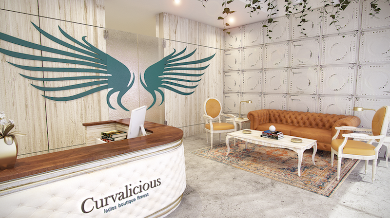 New Curvalicious Ladies Gym in Nadd AL Hamar